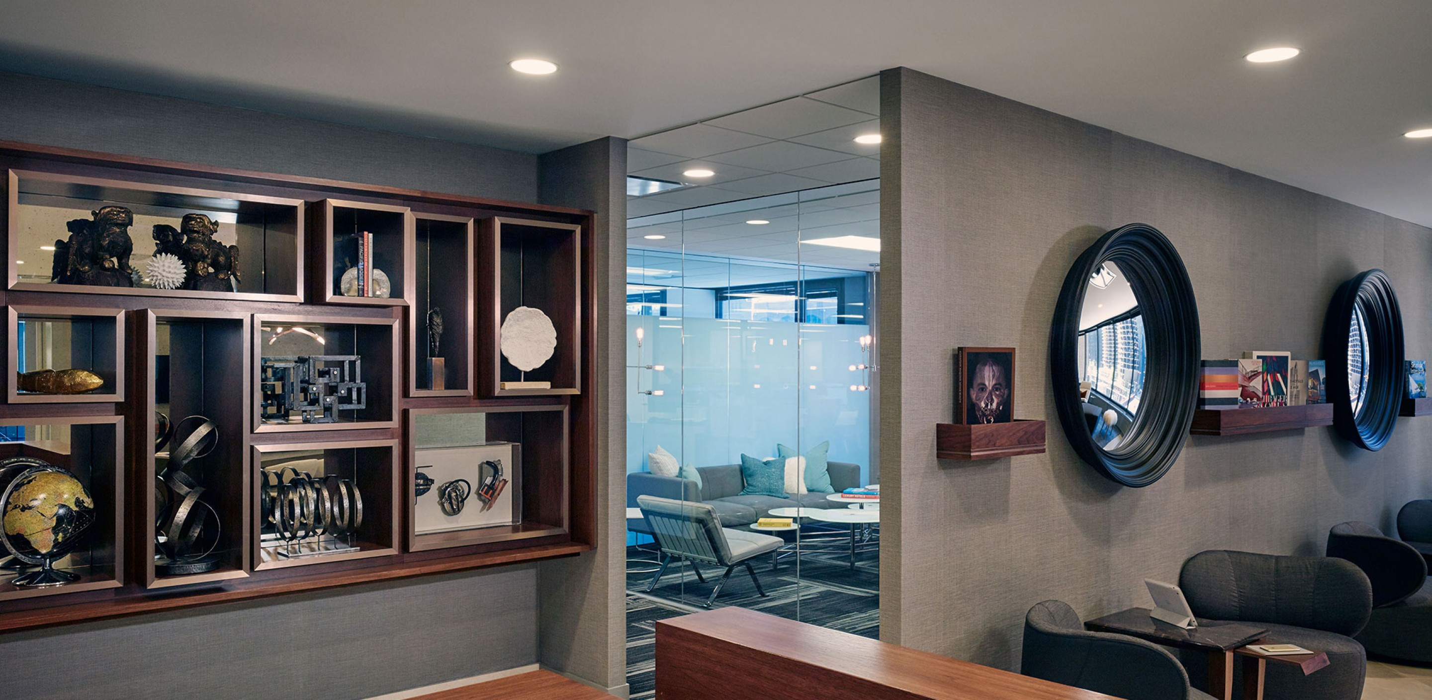 Office space the gettys group chicago the gettys group for Interior design consultant chicago