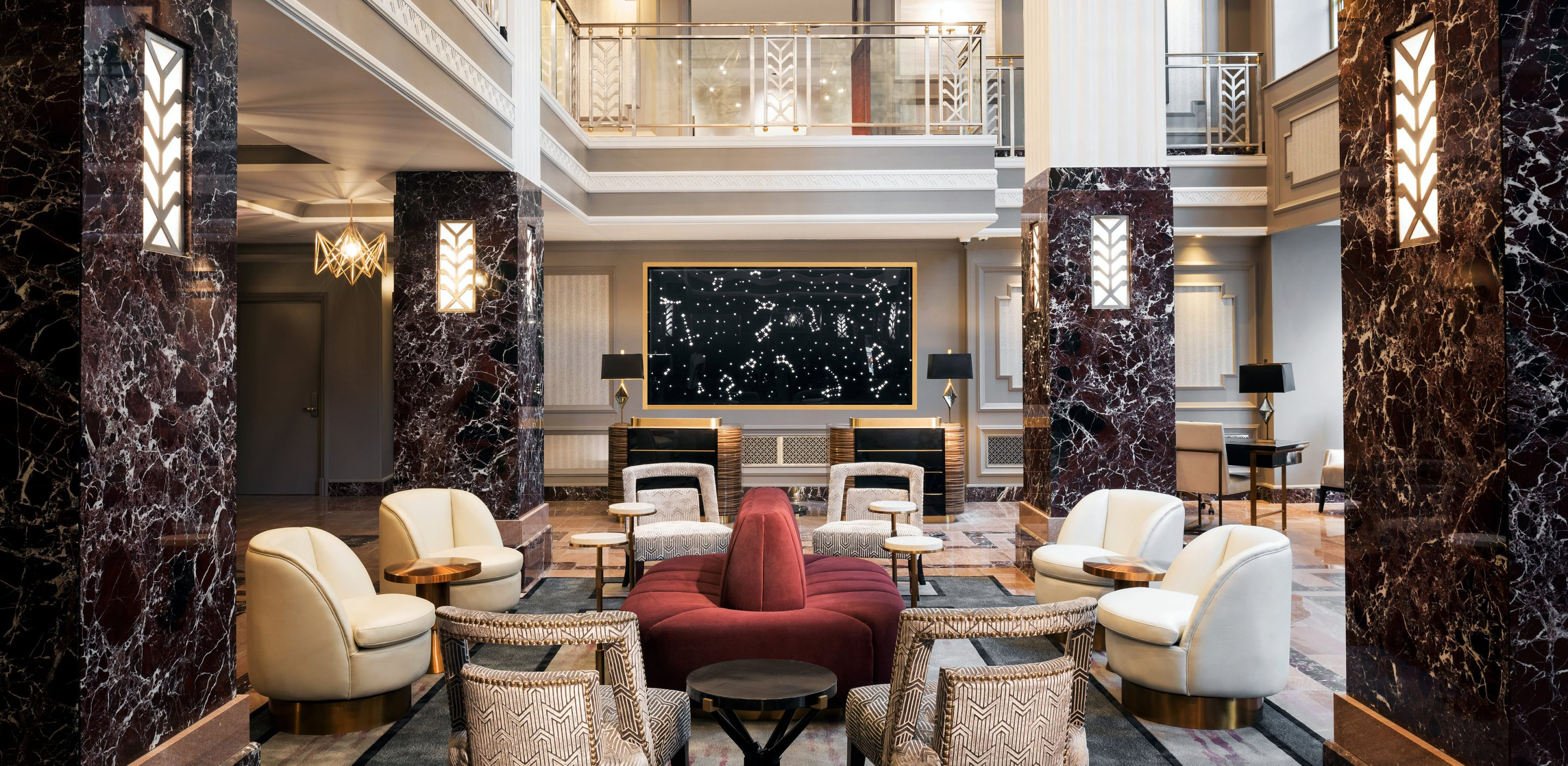 Hotel LeVeque Shortlisted For 2017 ABB LEAF Awards
