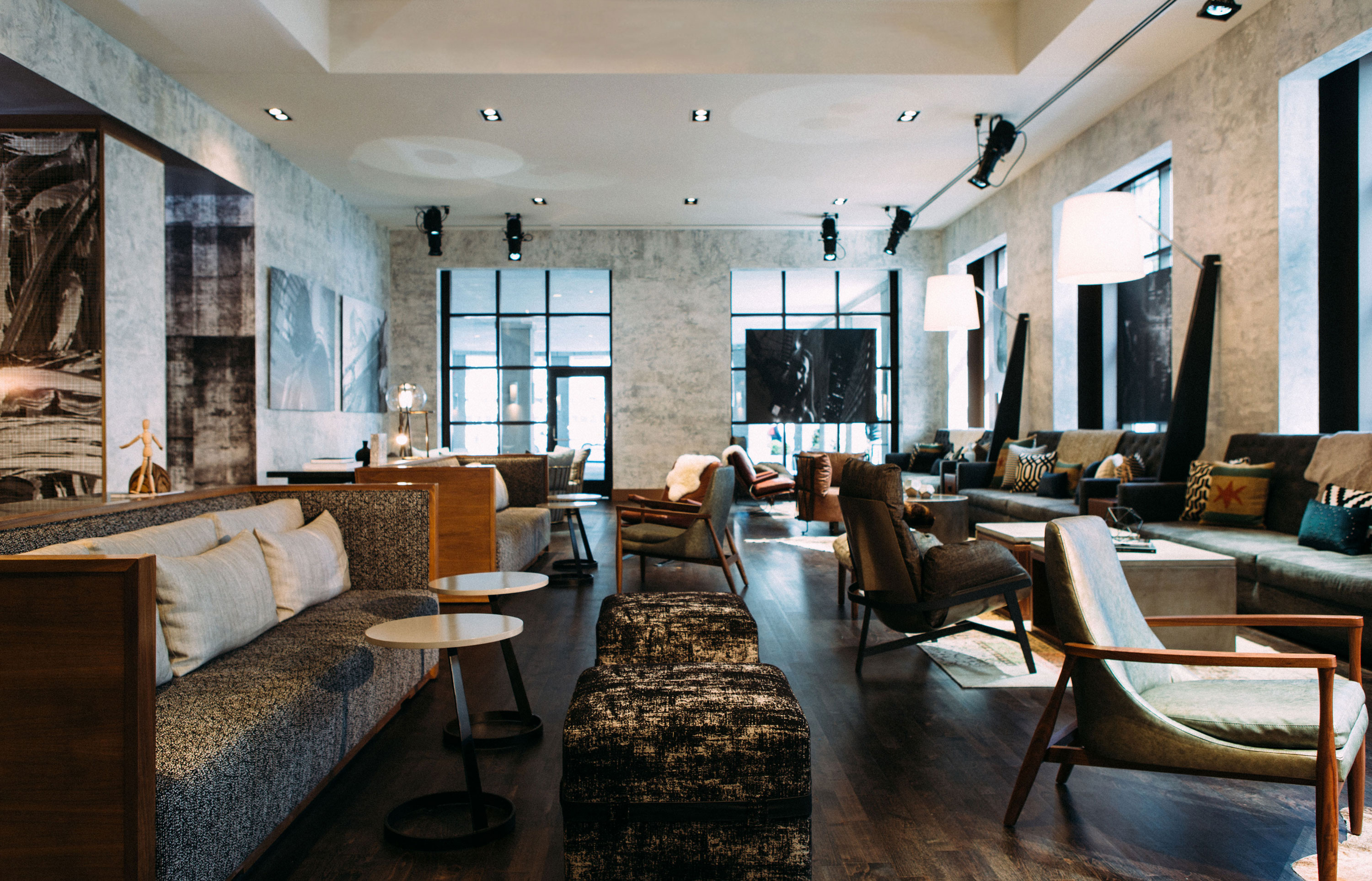 Luxury and boutique hotel design the gettys group for Boutique hotel design