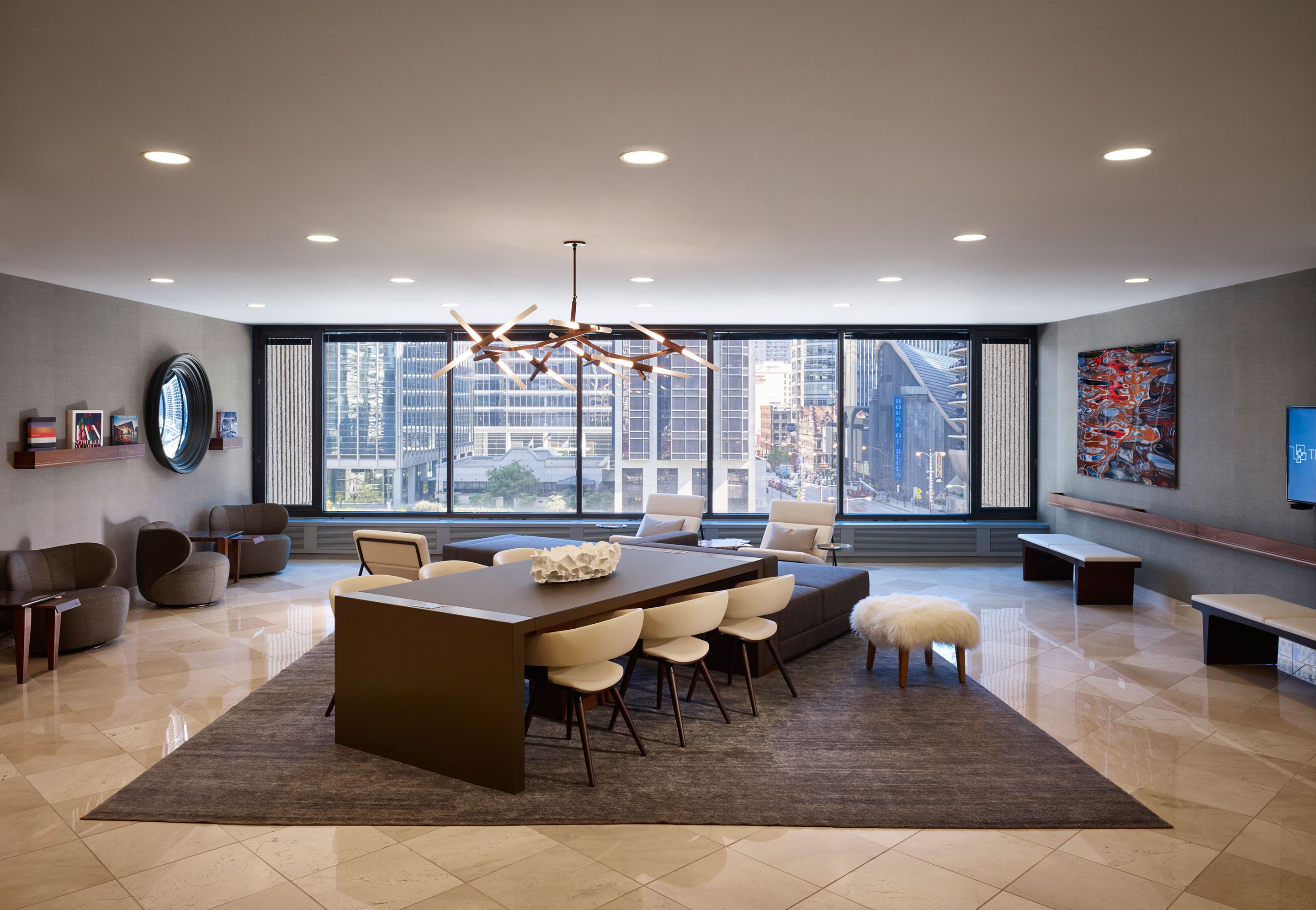Hotel design and development firm the gettys group for Hotel design firms chicago