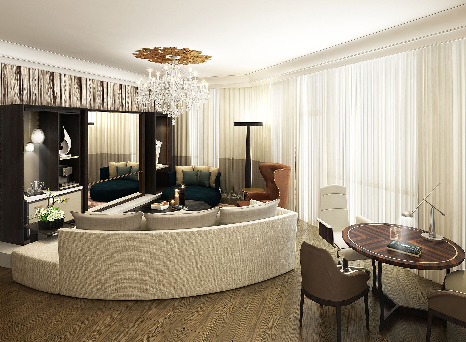 luxury hotel, qatar | the gettys group