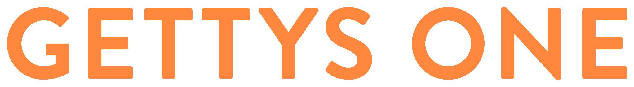 Gettys One Logo